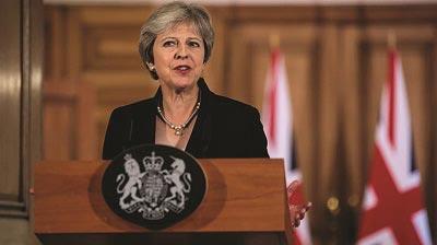 Brexit Deadlock Continues