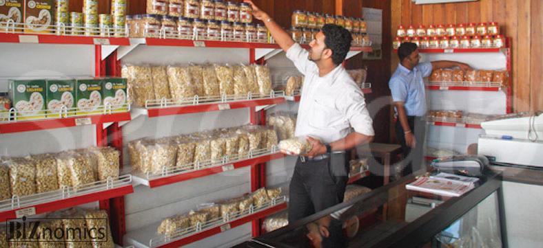 Cashew in Sri Lanka